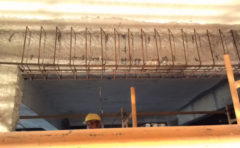 Beam Strengthening using Micro concrete Jacketing