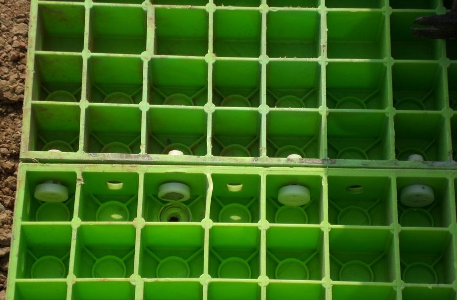 Plastic formworks
