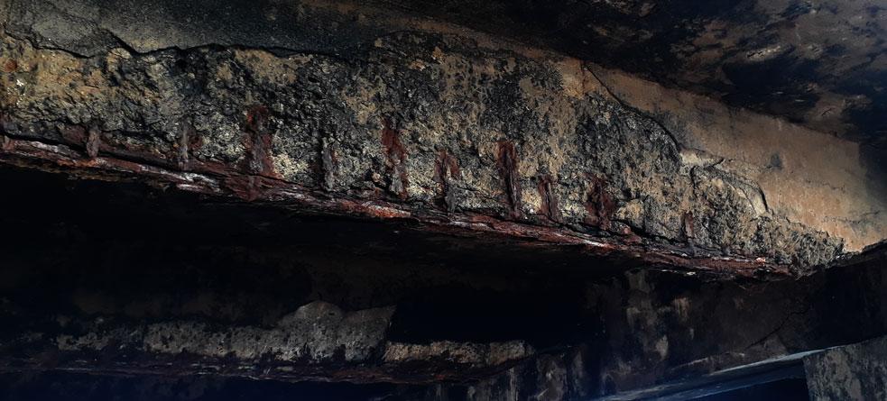Steel reinforcement corrosion control methods