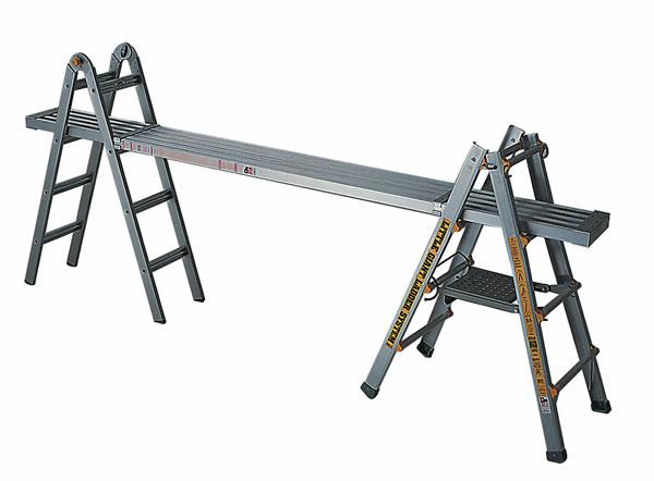 scaffolding types