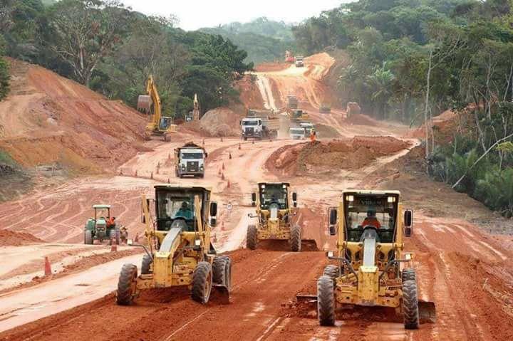 Bitumen Road Constructions Steps
