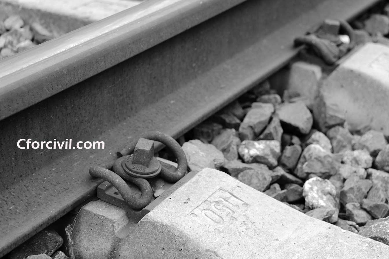 Concrete Sleepers