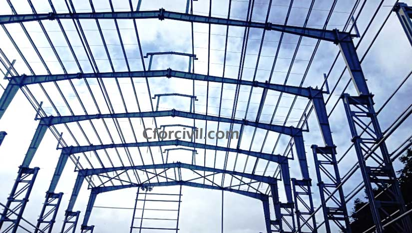 DESIGN OF PRE ENGINEERED BUILDING (PEB) STRUCTURES