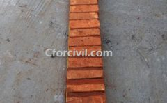Procedures for Testing Height of Bricks
