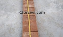 Procedures for Testing Width of Bricks